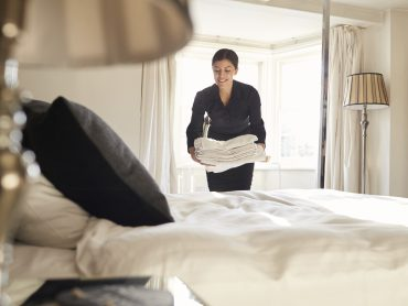 Housekeeping or Loyalty Points, You Decide