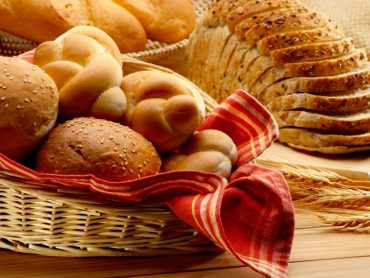 Give Us Each Day Our Daily Bread Basket