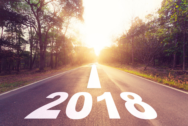 Time To Line Up Your 2018 Goals