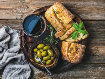 In Vino Veritas LXVI: Olives And Other Accompaniments