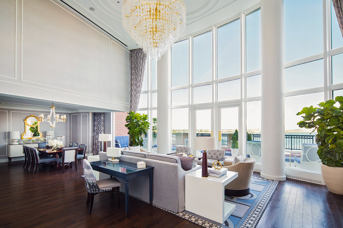 All The President's Suites