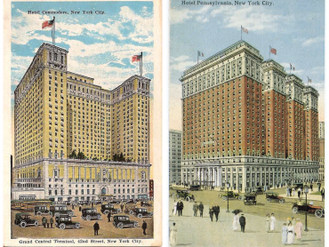 Looking Back on the Great NYC Hotel Race
